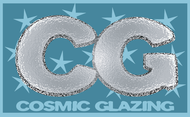 Cosmic Glazing Logo - Entry #47