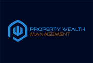 Property Wealth Management Logo - Entry #66