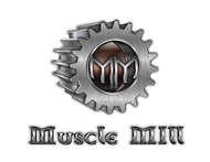 Muscle MIll Logo - Entry #143