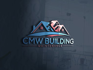 CMW Building Maintenance Logo - Entry #438