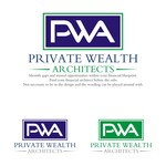 Private Wealth Architects Logo - Entry #182