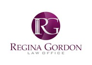 Regina Gordon Law Office  Logo - Entry #99