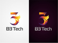 B3 Tech Logo - Entry #51