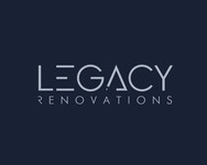 LEGACY RENOVATIONS Logo - Entry #94