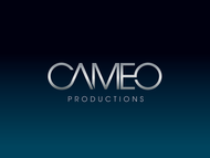 CAMEO PRODUCTIONS Logo - Entry #37