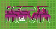 Keep It Movin Logo - Entry #491