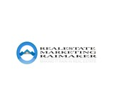 Real Estate Marketing Rainmaker Logo - Entry #48