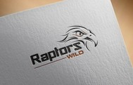 Raptors Wild Logo - Entry #386