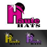 Haute Hats- Brand/Logo - Entry #37