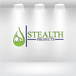 Stealth Projects Logo - Entry #206