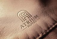 Atrium Hotel Logo - Entry #4