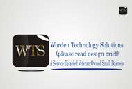 Worden Technology Solutions Logo - Entry #12
