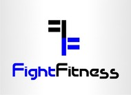Fight Fitness Logo - Entry #35