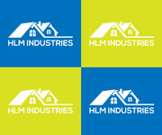 HLM Industries Logo - Entry #179