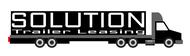 Solution Trailer Leasing Logo - Entry #400