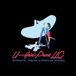 uHate2Paint LLC Logo - Entry #33