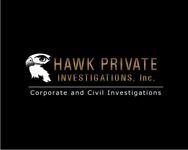 Hawk Private Investigations, Inc. Logo - Entry #92