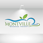 Montville Massage Therapy Logo - Entry #150