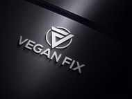 Vegan Fix Logo - Entry #263