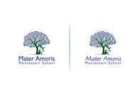 Mater Amoris Montessori School Logo - Entry #584