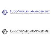 Budd Wealth Management Logo - Entry #126