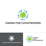 CARING FOR CATASTROPHES Logo - Entry #97