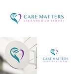 Care Matters Logo - Entry #150