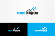 Premier Renovation Services LLC Logo - Entry #27