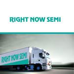 Right Now Semi Logo - Entry #148