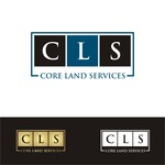 CLS Core Land Services Logo - Entry #129