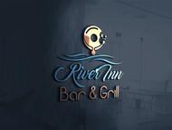 River Inn Bar & Grill Logo - Entry #37