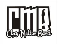 Clay Melton Band Logo - Entry #61