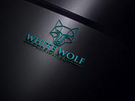 White Wolf Consulting (optional LLC) Logo - Entry #398