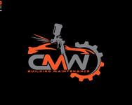 CMW Building Maintenance Logo - Entry #168