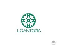 Loantopia Logo - Entry #120