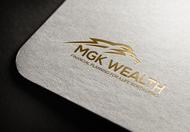 MGK Wealth Logo - Entry #310