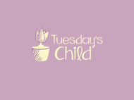 Tuesday's Child Logo - Entry #180