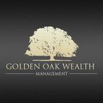 Golden Oak Wealth Management Logo - Entry #88
