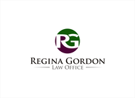 Regina Gordon Law Office  Logo - Entry #117