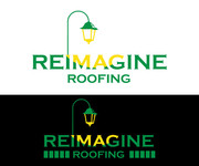 Reimagine Roofing Logo - Entry #54