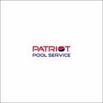 Patriot Pool Service Logo - Entry #147