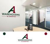 A1 Warehousing & Logistics Logo - Entry #205