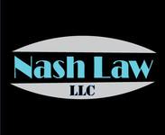 Nash Law LLC Logo - Entry #107