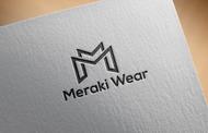 Meraki Wear Logo - Entry #367