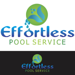Effortless Pool Service Logo - Entry #27