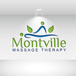 Montville Massage Therapy Logo - Entry #142