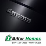 Biller Homes Logo - Entry #168