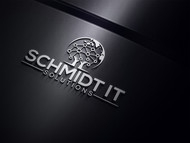 Schmidt IT Solutions Logo - Entry #40