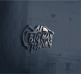 Big Man Towing Logo - Entry #37