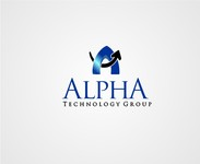 Alpha Technology Group Logo - Entry #108